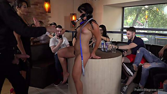 Sandra Romain and her friends adore the humiliation and other fetishes