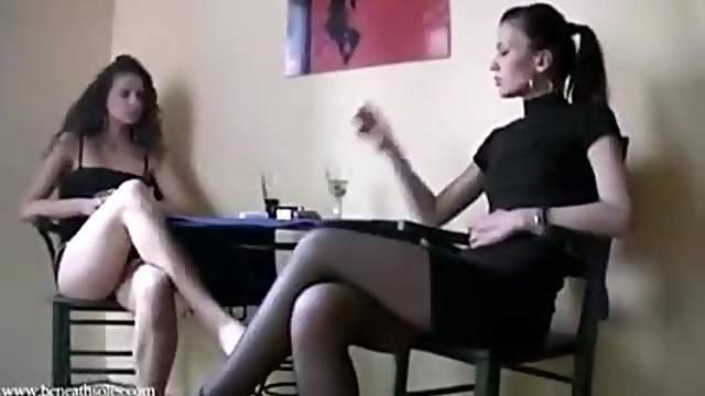 Serbian leggy beauties