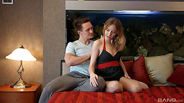 Spy cam in the bedroom films amazing sex with stunning Isabel Sterov