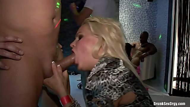 Five Minutes Of Sex Party Madness