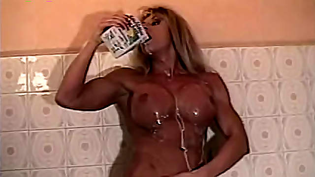 Busty and adorable Sabie with fresh kitty is doing wonderful blowjob