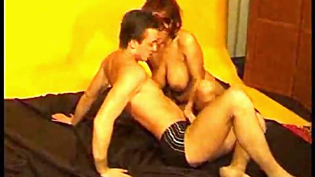 Great making out and foreplay with couple